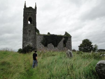 Iglesia protestante.